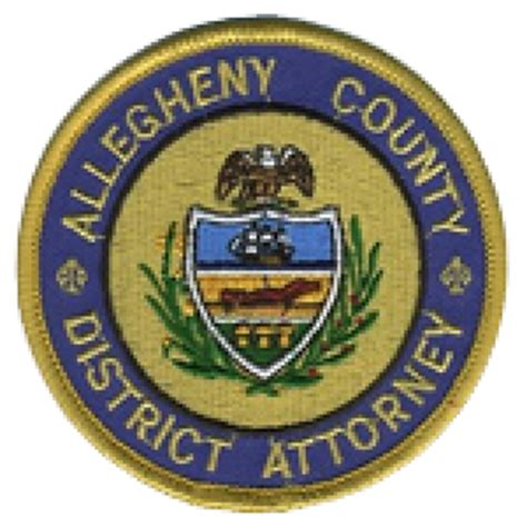 County District Attorney S Office by Detective Paul Koropal Allegheny County District