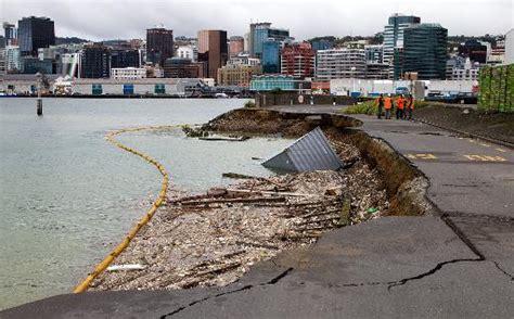 earthquake wellington major new fault found in new zealand capital