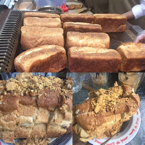 Roti Toast Story run for roti nougat me and my story