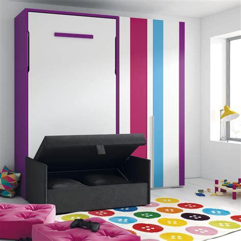 cama abatible cama plegable con apertura vertical con sof 225 delante