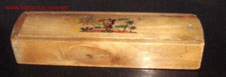 El 20336 S 08 N estuche de madera para guardar los l 225 pices comprar