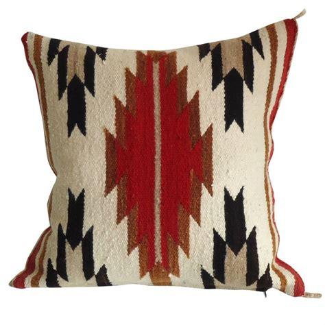 Navajo Pillows navajo weaving pillow great colors and design at 1stdibs