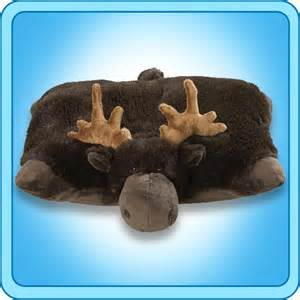 Moose Pillow Pets by Moose Pillow Pet Stuffed Moose Pillow Pets