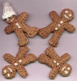 knitted gingerbread free pattern gingerbread knitting bee