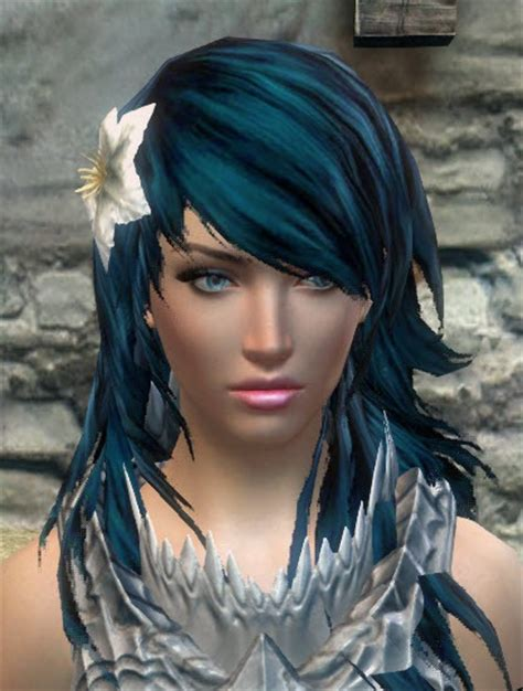 Gw2 Human Hairstyles | female human hairstyles gw2 triple weft hair extensions