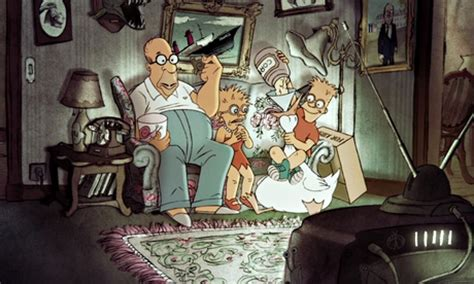 simpsons french couch gag the simpsons couch gag gets a gallic makeover by sylvain