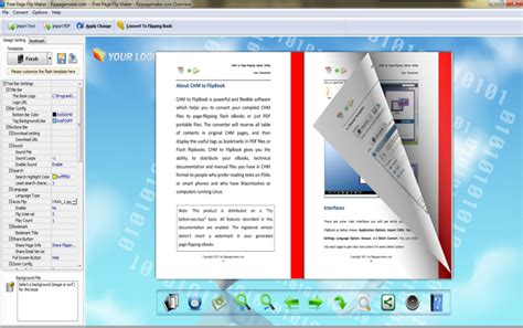 Flippagemaker Free Page Flip Maker Turning Page Software Brochure Maker Freeware
