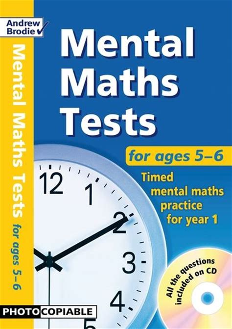 national 5 maths practice 0008209081 mental maths tests for ages 5 6 andrew brodie andrew brodie