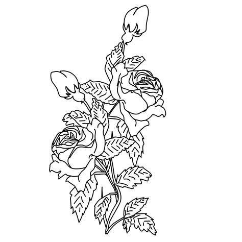 coloring pages of roses and crosses free coloring pages of roses and crosses