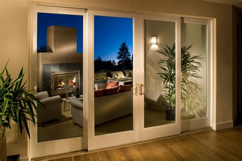Modern Patio Door Patio Doors Modern Windows And Doors Los Angeles By Arcadia Classic Window Co