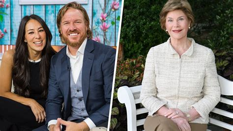 apply to fixer upper laura bush other stars coming to fixer upper final