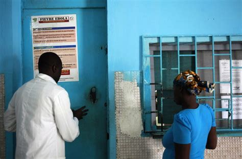 Highest Fever Recorded Without Fighting Ebola On The Front Lines