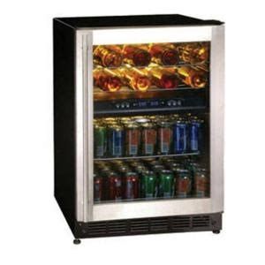 magic chef 16 bottle 77 can dual zone wine and beverage