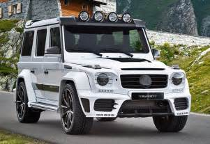 G63 Mercedes Price 2016 Mercedes Amg G63 Mansory Gronos Specifications