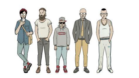 imagenes de culturas urbanas hipsters swaggers la gu 237 a definitiva para distinguir