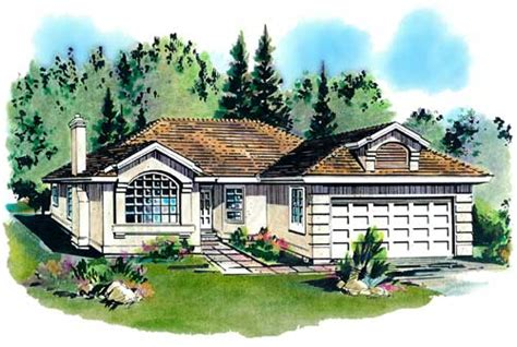 southwest style house plans southwest style house plans 1379 square foot home 1 story 3 bedroom and 2 bath 2 garage