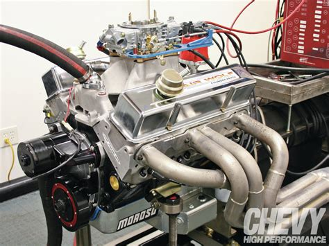Small Block Chevy Engine by 301 Moved Permanently