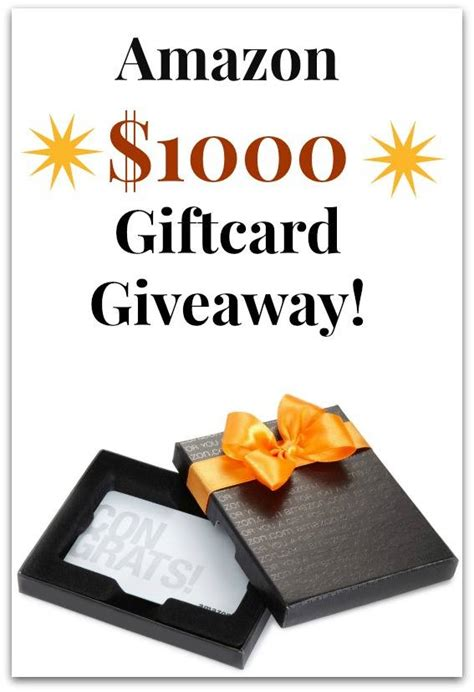 1000 gift card money saving february giveaway win a 1000 gift card