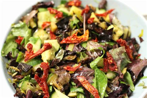 cold salad hot and cold salad urban paleo chef