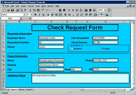 Eli Journals Create A Database Front End With Excel S Template Wizard Excel Database Template