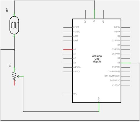 light dependent resistor isa scheme tweaking4all arduino with a light sensitive resistor ldr