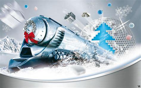 desktop wallpaper xmas trains hd desktop wallpaper widescreen high definition fullscreen