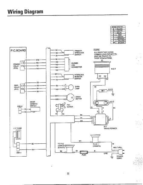 Lg Microwave Wiring Diagram 27 Wiring Diagram Images   Jzgreentown.com
