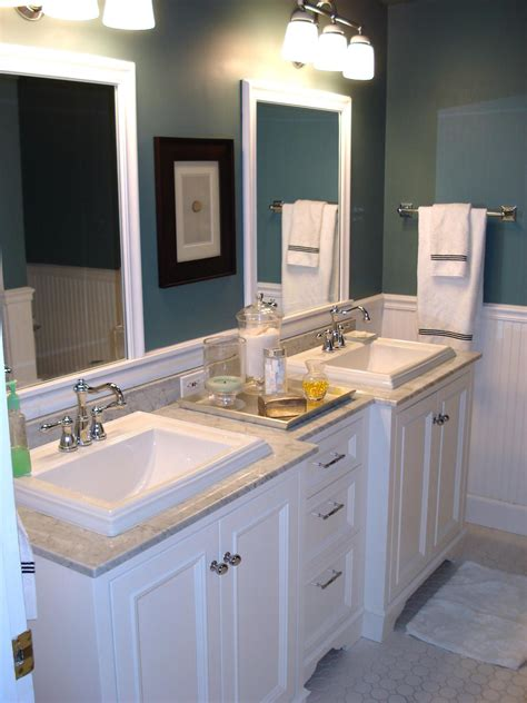 bathroom wall colors with white cabinets 5 must see bathroom transformations bathroom ideas