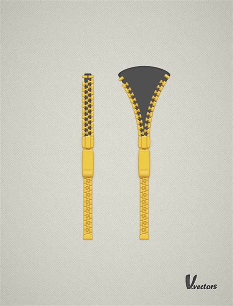 zipper pattern photoshop how to create an open and closed zipper in adobe illustrator