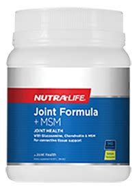How To Take Msm To Detox Mercury by Joint Health Supplements For Arthritis Nutra