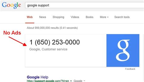 Search No Ads Despite Crackdowns Tech Support Ads In Search Are Still Cause For Consumer Confusion