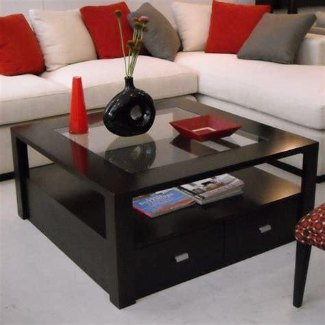 mesas ratonas de madera