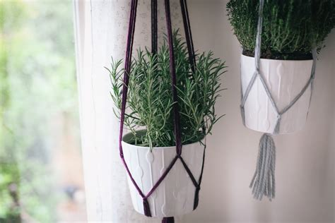Easy Macrame - 18 diy macram 233 plant hanger patterns guide patterns