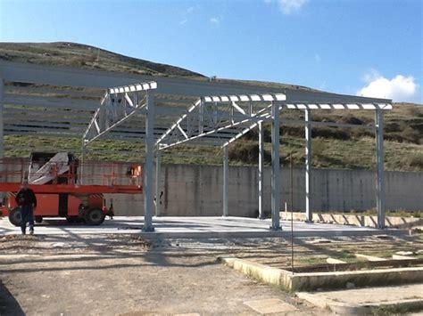capannoni in metallo usati edilservizi snc capannone metallico verniciato