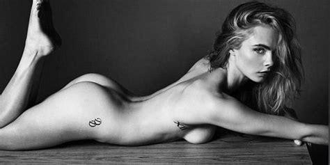 Cara Delevingne Enti Rement Nue Pour Esquire Photos La Dh