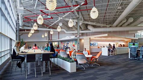 Steelcase Celebrates A Decade Of Recognition In Fortune Grand Furniture Corporate Office
