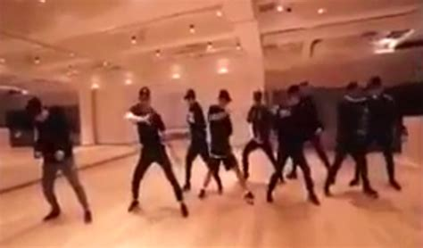 tutorial dance exo monster exo s demo and dance practice for their monster comeback
