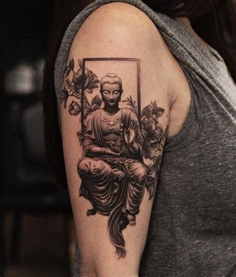 buddhist tattoo design top 25 best buddha tattoos ideas on buda