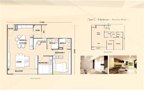 regency park floor plan new serviced apartment for sale at austin regency johor