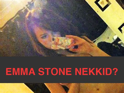 Emma Stone Nude Selfie Nah Nsfw Why Ed