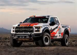2017 ford f 150 raptor race truck review designed for desert