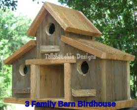 barn birdhouse rustic birdhouse barn birdhouse gift for birdhouses