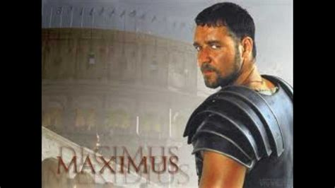 musique film gladiator youtube musique du film gladiator version compl 232 te youtube