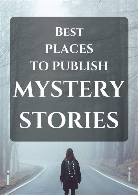 Stories Of Mystery 100 of the best publications for mystery stories