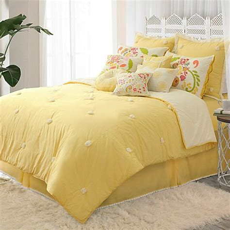 dena bedding dena home sun drop comforter bed bath beyond