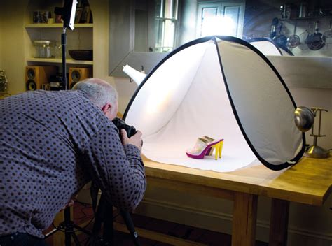 Product Photography Tips For Using A Light Tent For