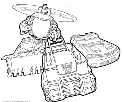coloring pages rescue vehicles 20 printable transformers rescue bots coloring pages