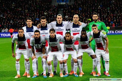Calendrier Ligue Des Chions 2014 15 Psg Photos Psg Equipe Du Psg 18 02 2014 Bayer Leverkusen