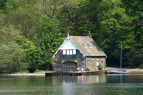 the old boat house old cumbria gazetteer boat house windermere 19