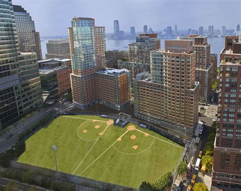 the ballpark in battery park city rent direct no